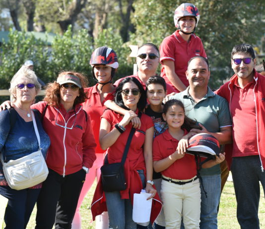 Starace Centro Equitazione al terzo posto della classifica finale della V edizione del Trofeo dei 3 Mari